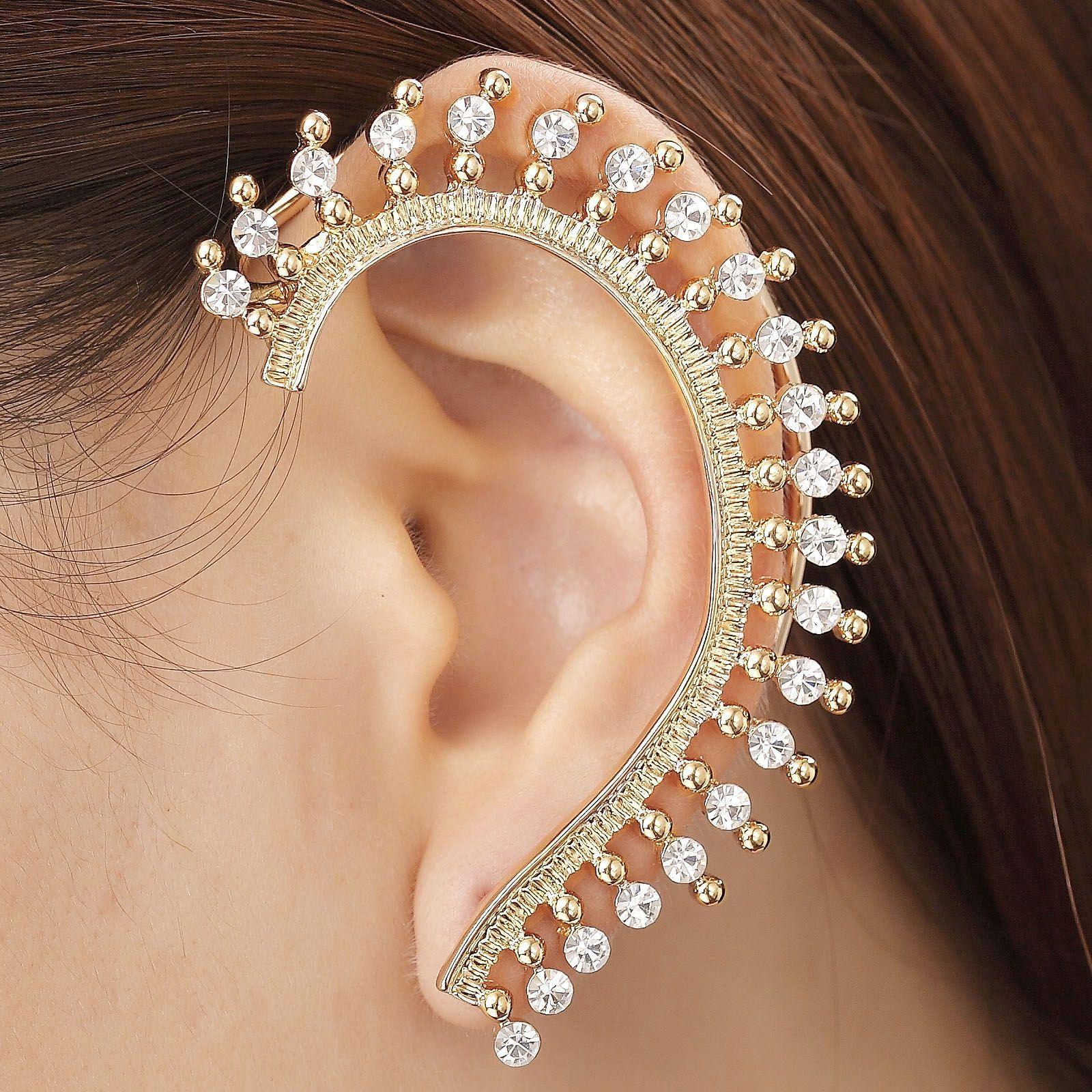 Cute Ear Piercing Ideas Tumblr - Viewing Gallery | Peircings ...