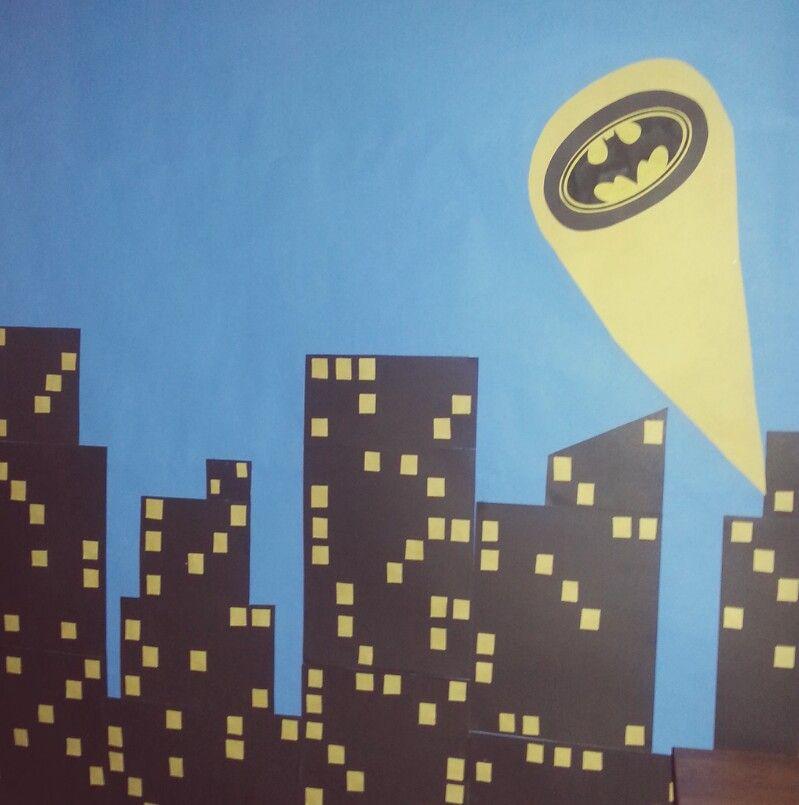 Gotham City Party Background Gotham City Gotham Riddler