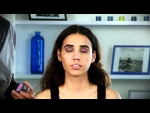 Maquillaje para latina. Look de maquillaje para chica latina