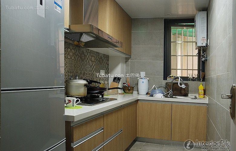 Korean Style Simple Style Kitchen Design View More At Http Www Interiorpik