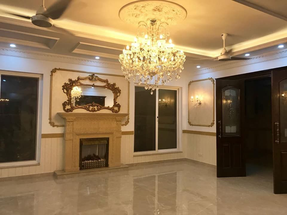 Inside Of Beautiful Spanish House In Dha Lahore Pakistan Call Or
