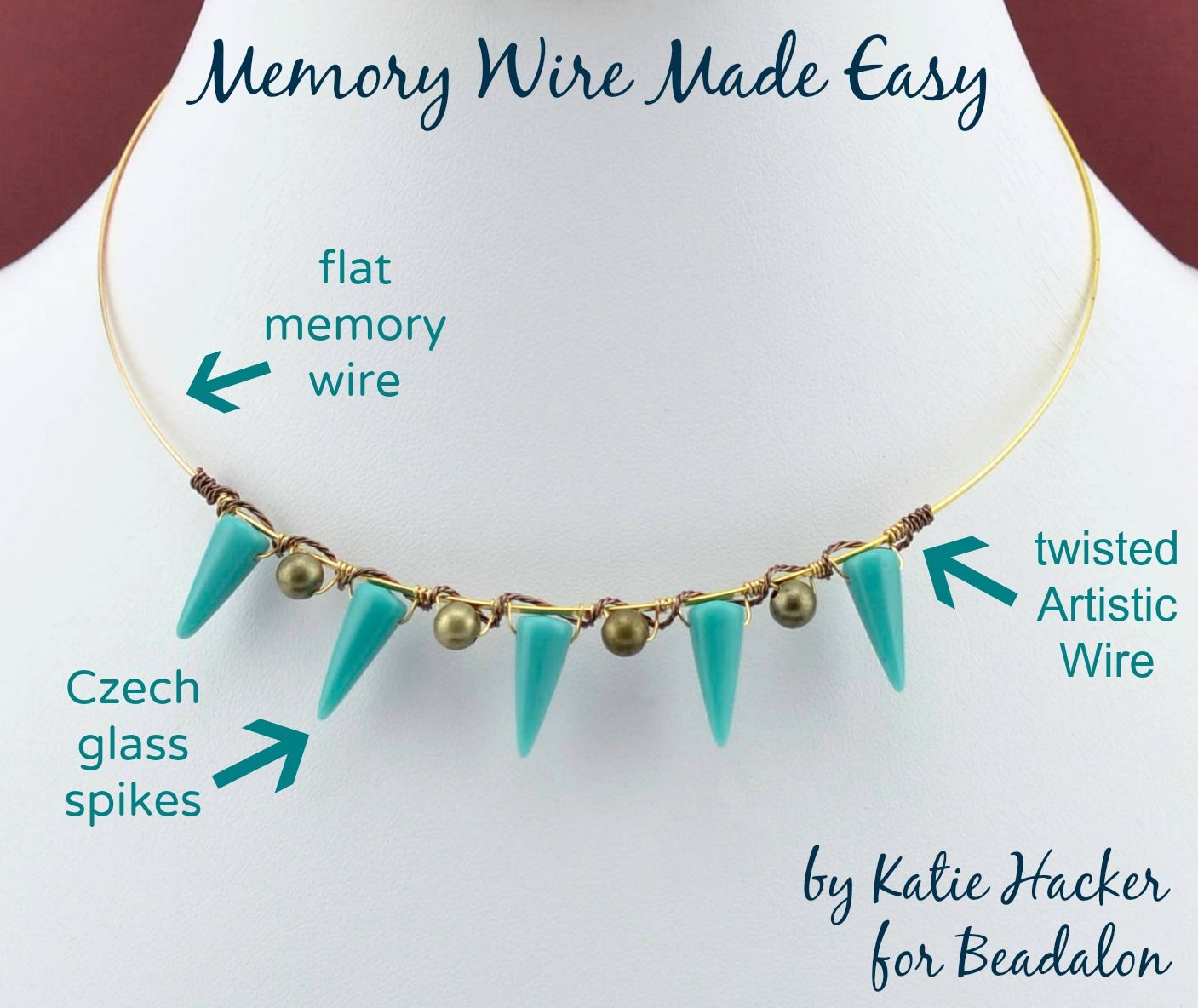 Memory Wire Made Easy Booklet