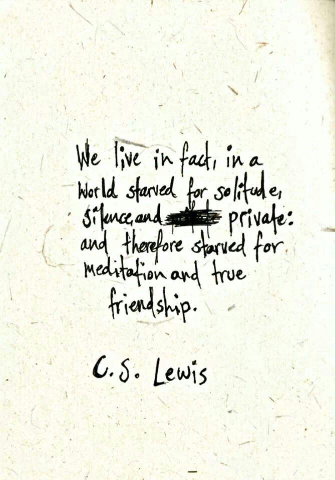 Cs Lewis Freundschaft Zitate