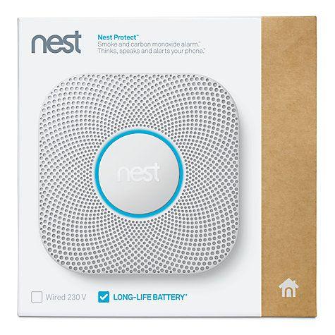 Buy Google Nest Protect 2nd Gen Smoke