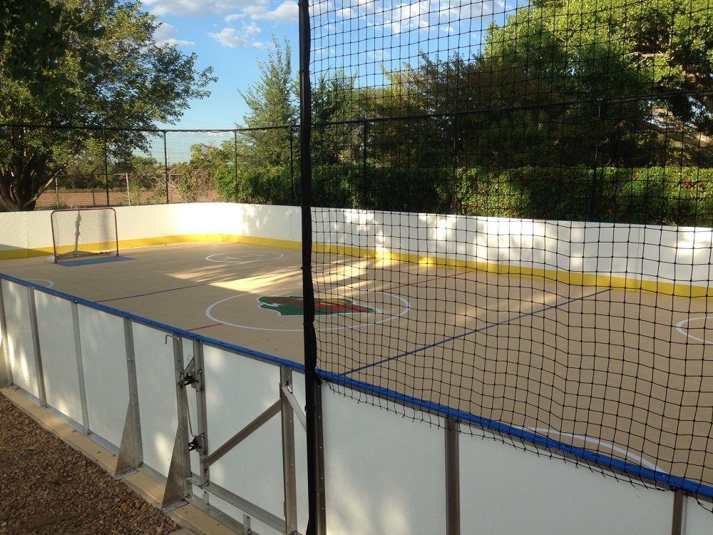Hockey Boards   Outdoor rink, Backyard ice rink, Backyard