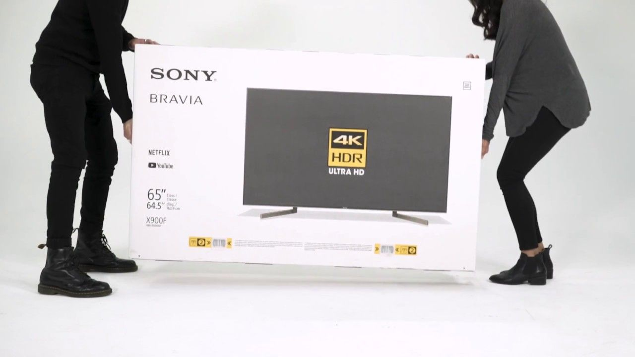 Unboxing and Setup Guide   Entertainment   Sony xbr, Gadget