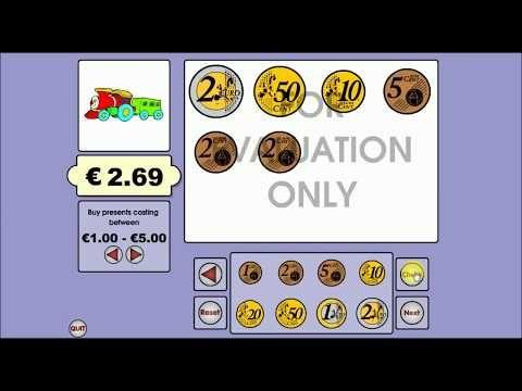 Juegos Online De Monedas De Euro Para Niños De Primaria Abn Juegos Para Aprender Actividades Para Niños Preescolar Juegos