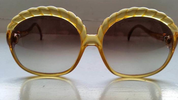 94c2599b3094d Online veilinghuis Catawiki  Christian Dior - 2062 40 Sunglasses 80s ...