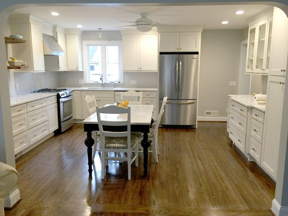 Brick New Jersey Kitchen Renovation Features Cliqstudios Dayton Unique Dayton Bathroom Remodeling Design Inspiration