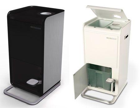 Une Poubelle De Cuisine Douee Pour Le Recyclage Home Appliances