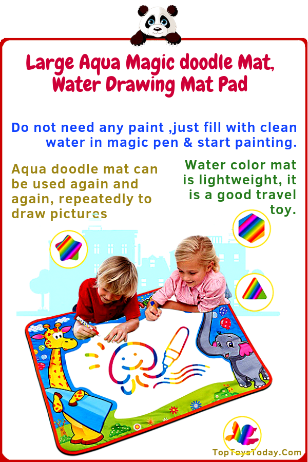 Pin By Top Toys Today On Top Toys 2019 Magic Doodle Water Drawing Doodles