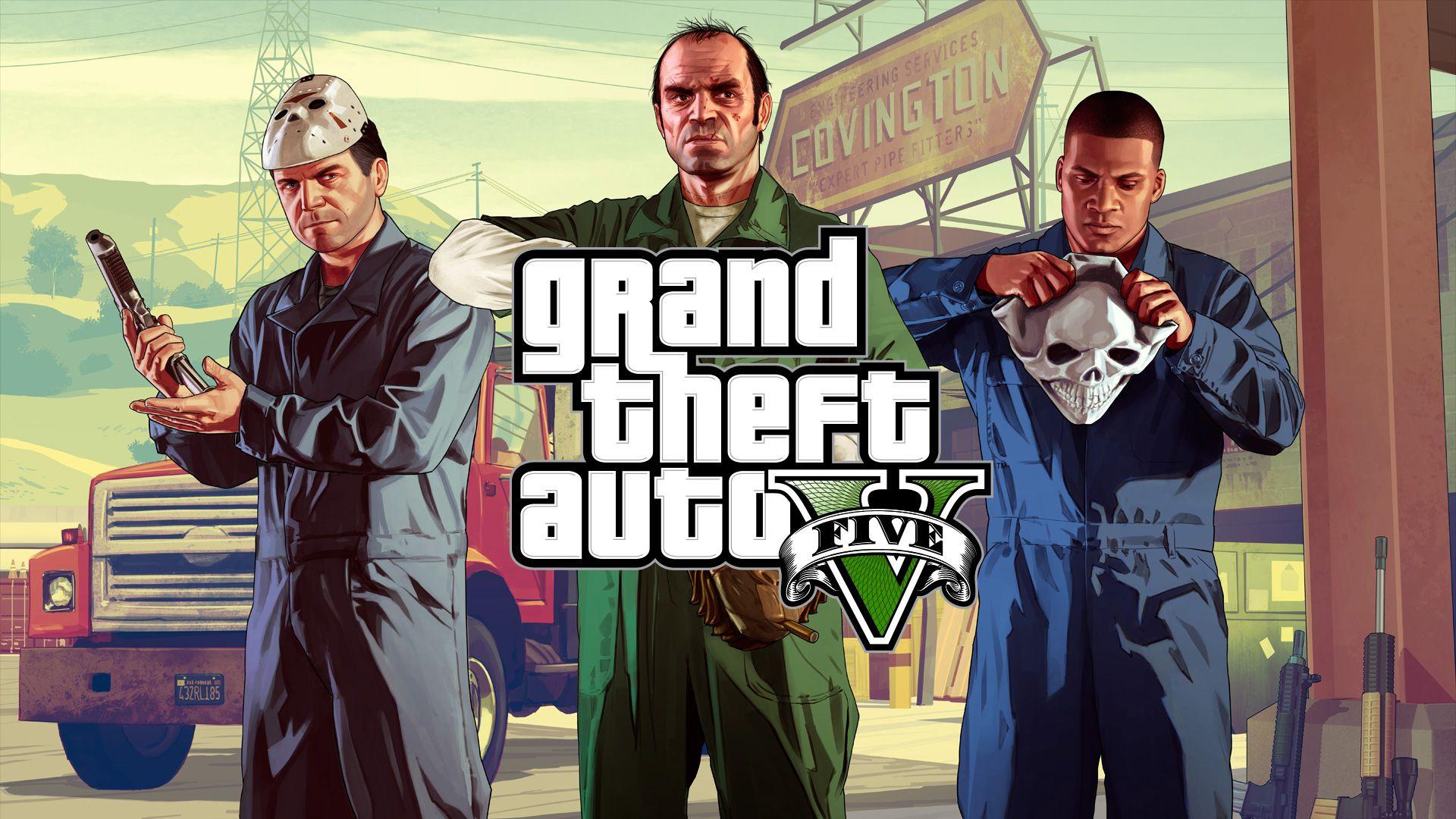 GTA V Wallpaper p HD