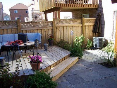 small backyard landscaping ideas with floor tiles gardens pinterest landscaping ideas and backyard