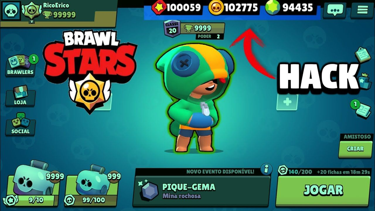 Brawl Stars Hack Unlimited Money And Gems In 2020 Gaming Tips Free Gems Brawl