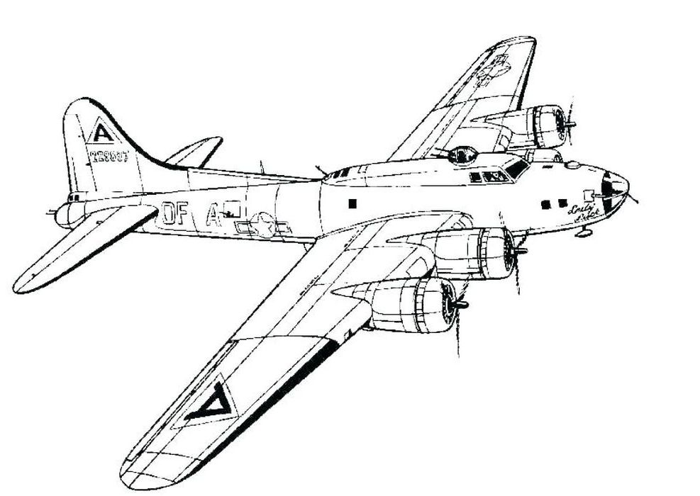Coloring Pages Of A Airplane Airplane Coloring Pages Coloring Pages Coloring Pictures