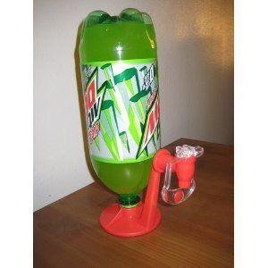 Soft Drink Dispenser.  I wonder if this works?
