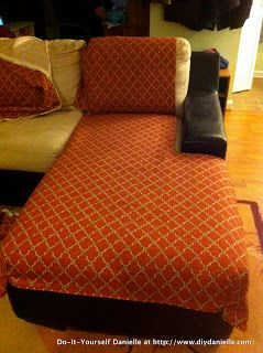 Do It Yourself Danielle Our Poor Couch Part Iii Prevention Diy Couch Cover Diys Cover Bank