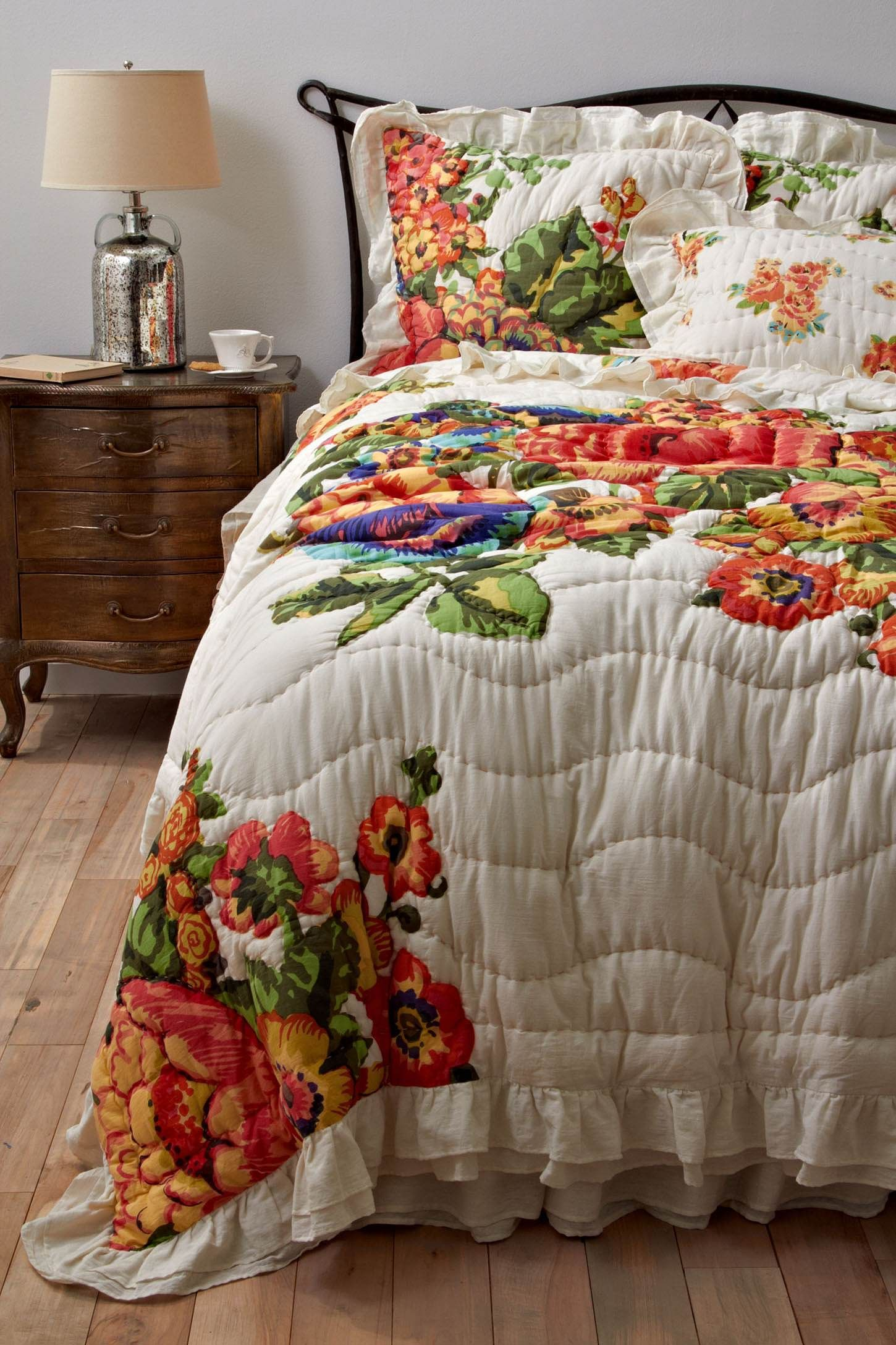 Anthropologie bedding - Latte Bowl Set Anthropologie Beddingfloral