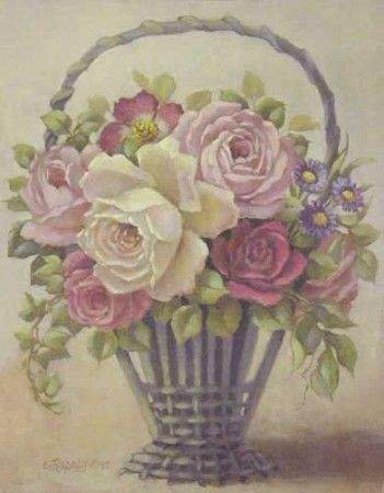 Winter Roses by Christie Repasy