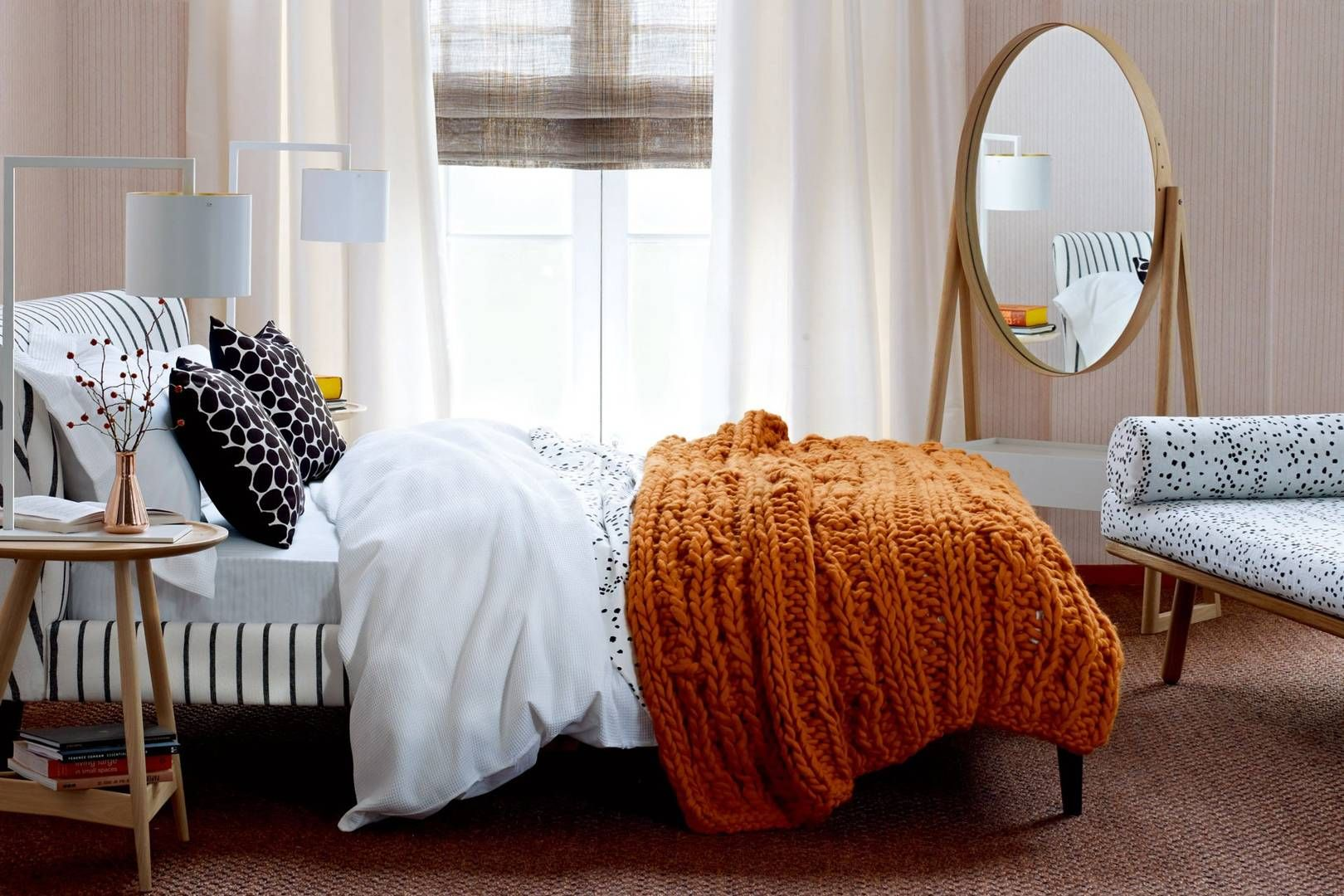 Cheap ways to make your home look stylish Modern bedroom