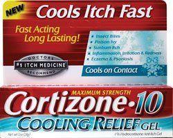 Cortizone 10 Anti Itch Gel Maximum Strength Cooling Relief Gel 1