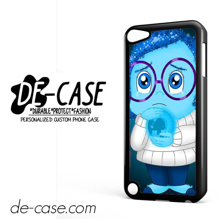 Inside Out Sadness DEAL-5630 Apple Phonecase Cover For Ipod Touch 5