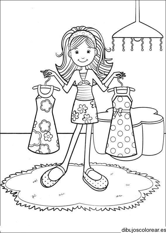 Dibujos de niños cambiandose ropa - Imagui