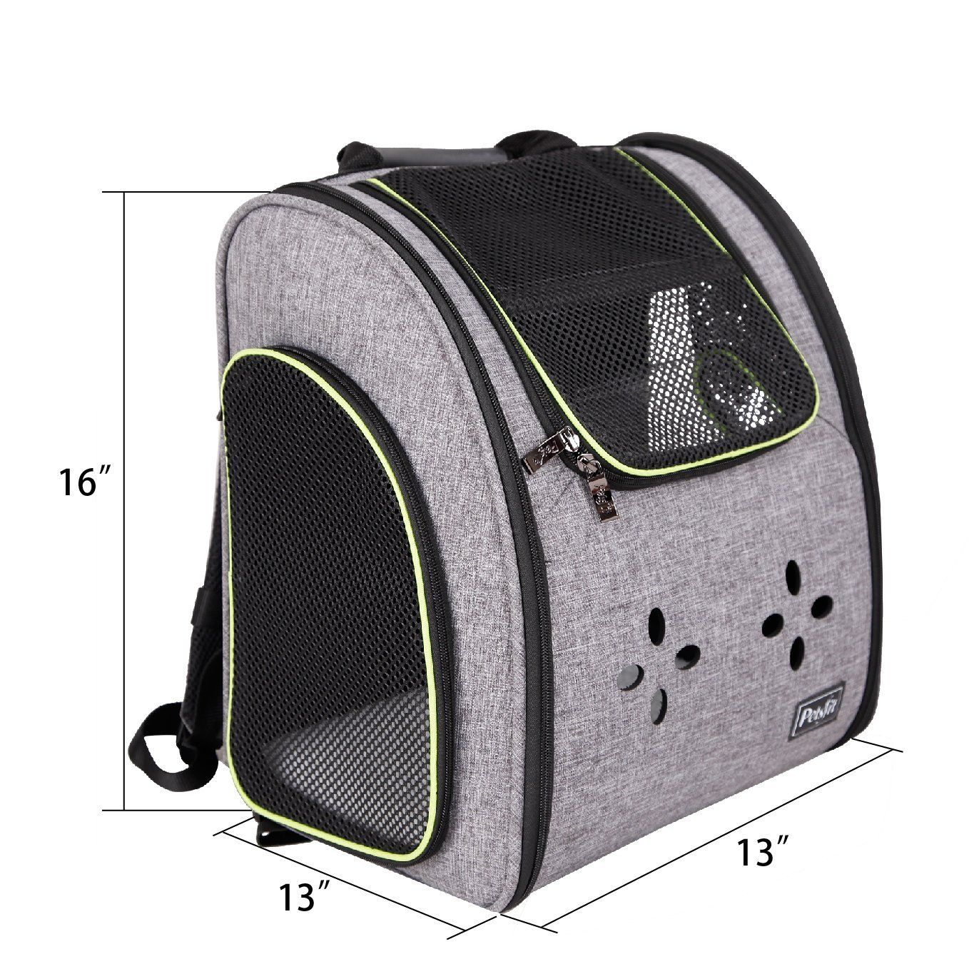 Pet Carrier Bag Amazon Amazon Petsfit Adjustable Front Carrier For Dog Or Cat
