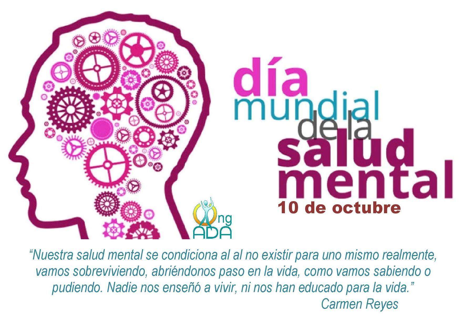 D U00eda Mundial De La Salud Mental 2 Salud Mental Promocion