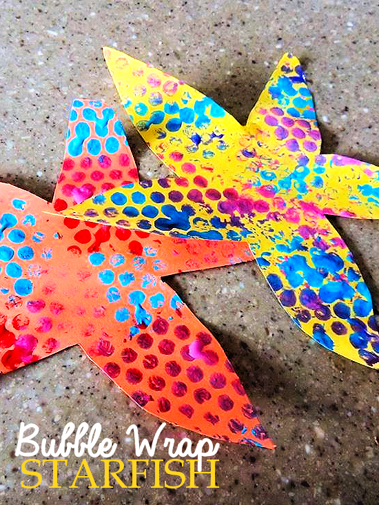 preschool under the sea crafts wrap starfish craft crafts amp diy at our kid 173
