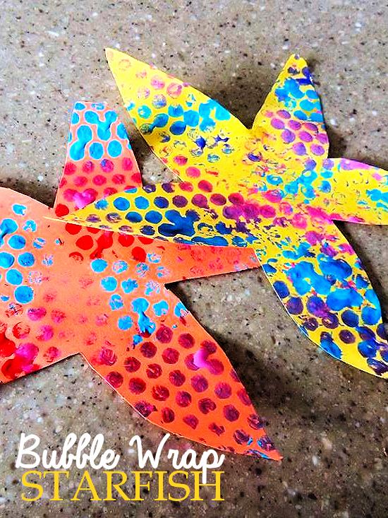 preschool under the sea crafts wrap starfish craft crafts amp diy at our kid 403