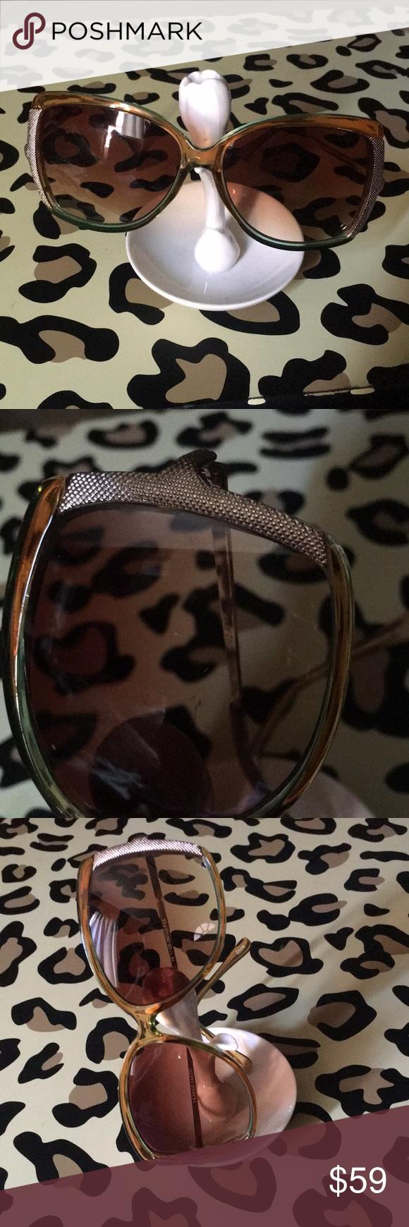a13a7cbbe13b Reflection Sunglasses 😎 Multi Colors Sunglasses Beautiful design by the  sides Franco Sarto Some minor scratches Franco Sarto Accessories Sunglasses