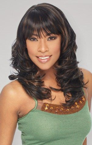 Equal Fullcap Band City Girl Wig | Wigs, Lace front wigs