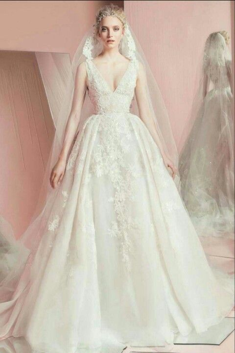 bridal gown.
