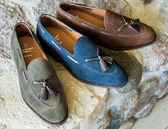 Acheson in Suede | 2016 shoes trends