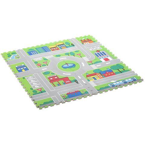 Activity Floor Mat Streetscape Design Kmart Baby Stuff