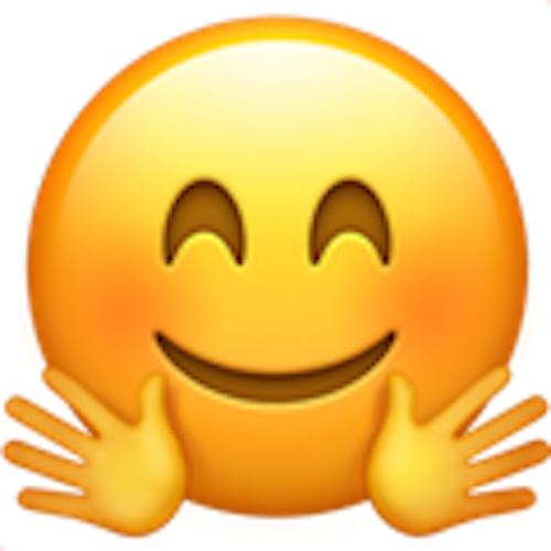 Jazz Hands Emoji Png 500 500 Pixels Hand Emoji Emoji Faces Smiley Emoji