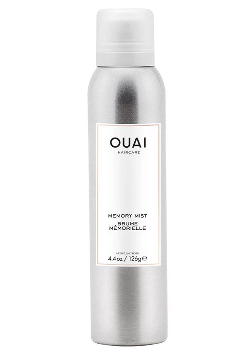 Heat Protection Spray Ouai Memory Mist Heat Protectant Mists