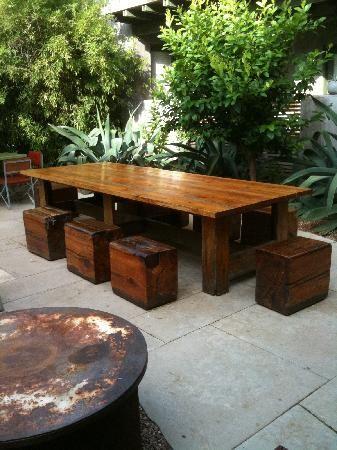 Hotel San Jose Austin Patio Furniture Outdoor Living