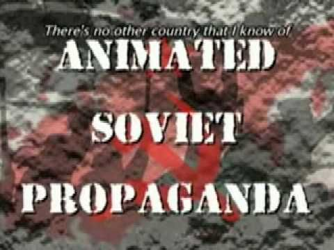 """Flashback Friday, 2006: we share with you a beautiful documentary about various animated Soviet Propaganda films. This was one of our most exciting projects to edit, and working with Oleg Vidov and Joan Borsten taught us a lot. To quote a description of the film, it is """"a unique series. With a unique perspective."""" To learn more about FILMLOOK visit www.filmlook.com and www.facebook.com/filmlookinc"""