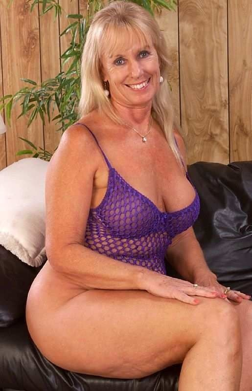 Thick busty mature women