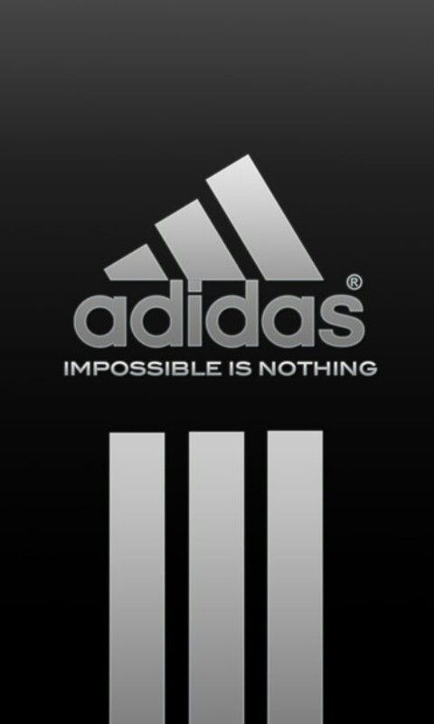 rencontrer c09cd ee483 Adidas impossible is nothing | Printing in 2019 | Adidas ...