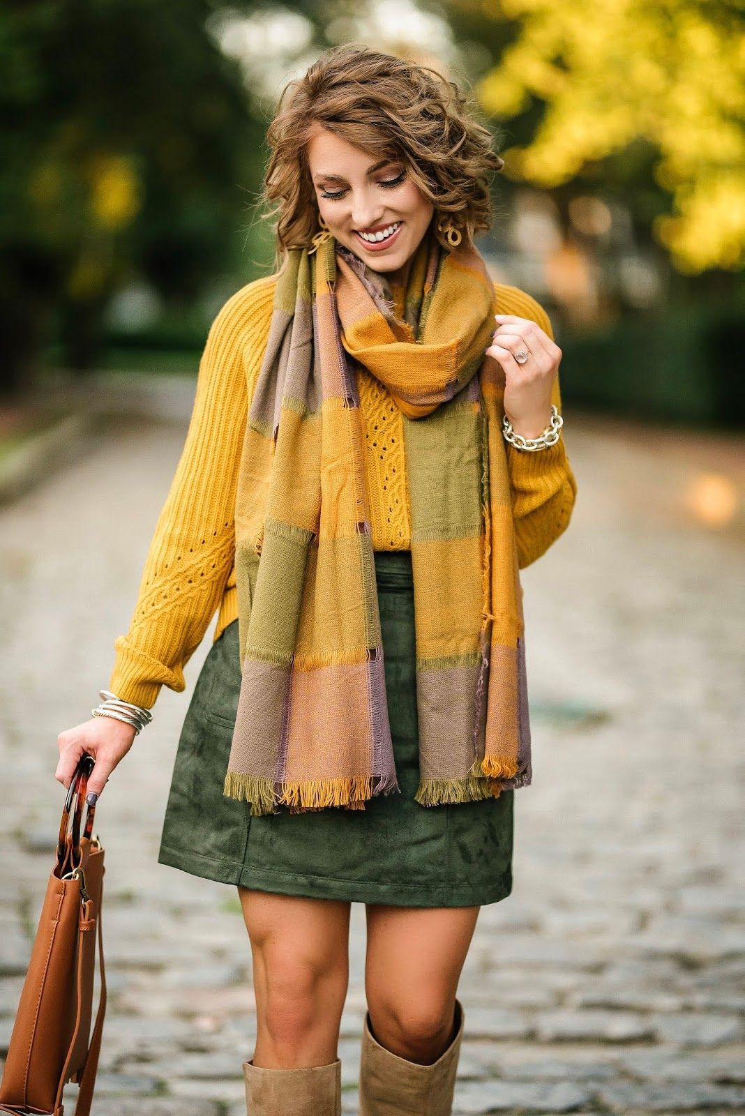 Mustard yellow olive green for fall boots grey - Olive green and grey ...