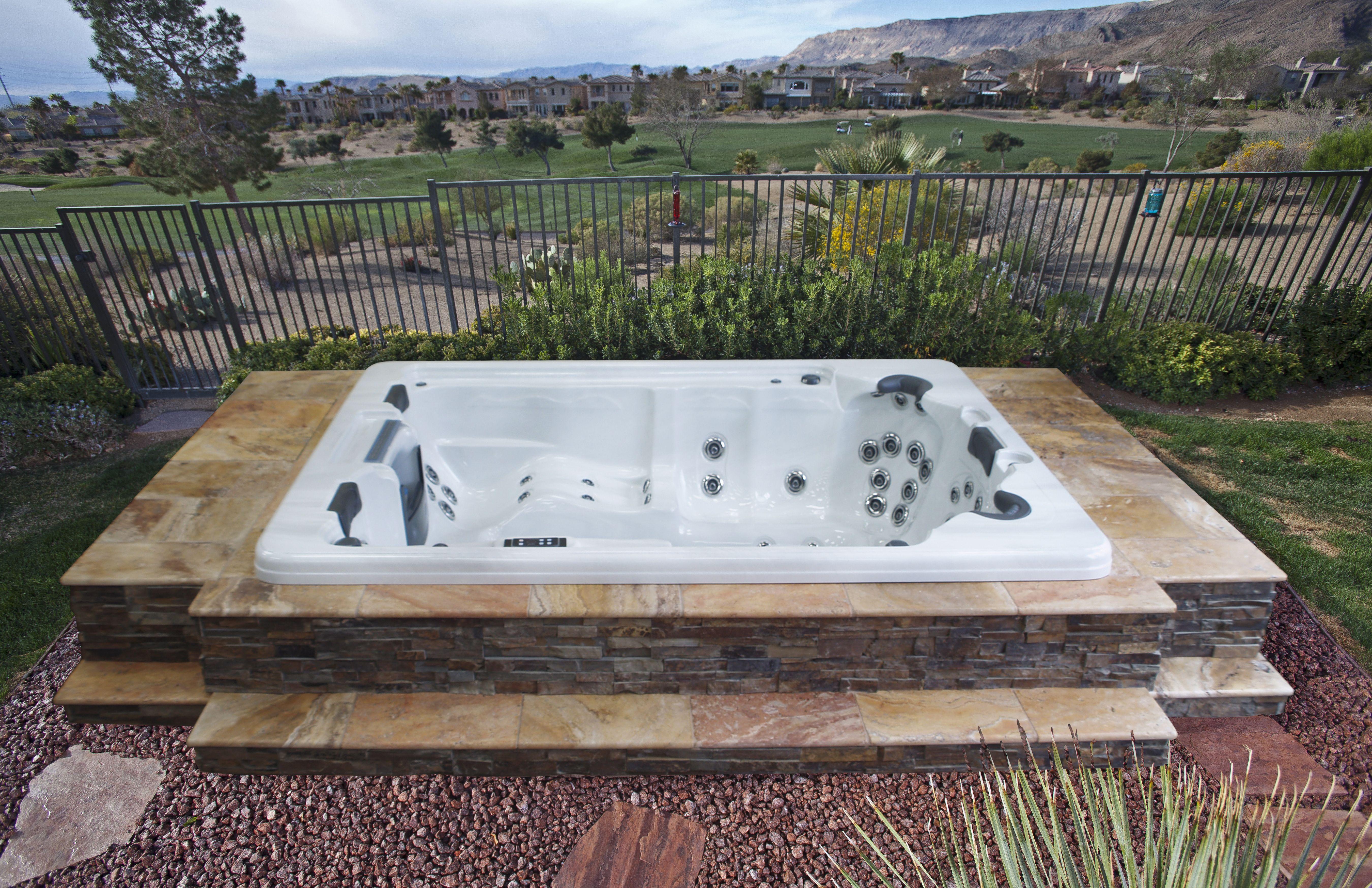 Semi In Ground Hot Tub Floor Model Sale Hot Tub Portable Hot