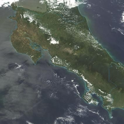 NASA/GSFC - Costa Rica