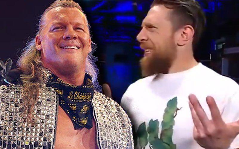 Chris Jericho Reacts To Daniel Bryan Teasing His Name On WWE SmackDown