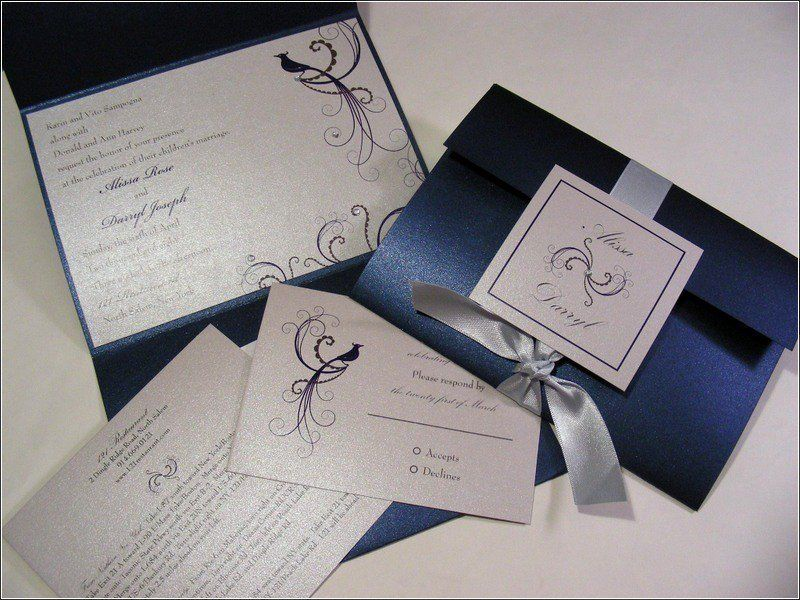 How To Make Wedding Cards At Home Wedding Ideas