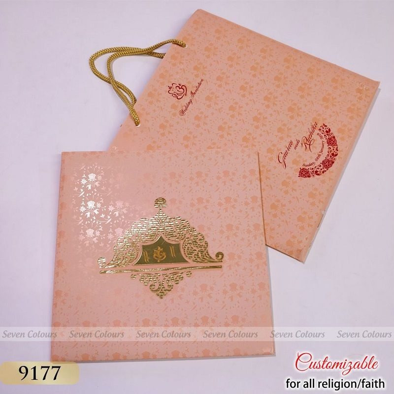 Find The Most Exclusive & Large Collection of Indian Wedding Cards & Designer Scroll Invitations with