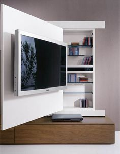 Piccole Pareti Attrezzate Moderne.Pareti Attrezzate Porta Tv Moderne Laccate 64092 4690907