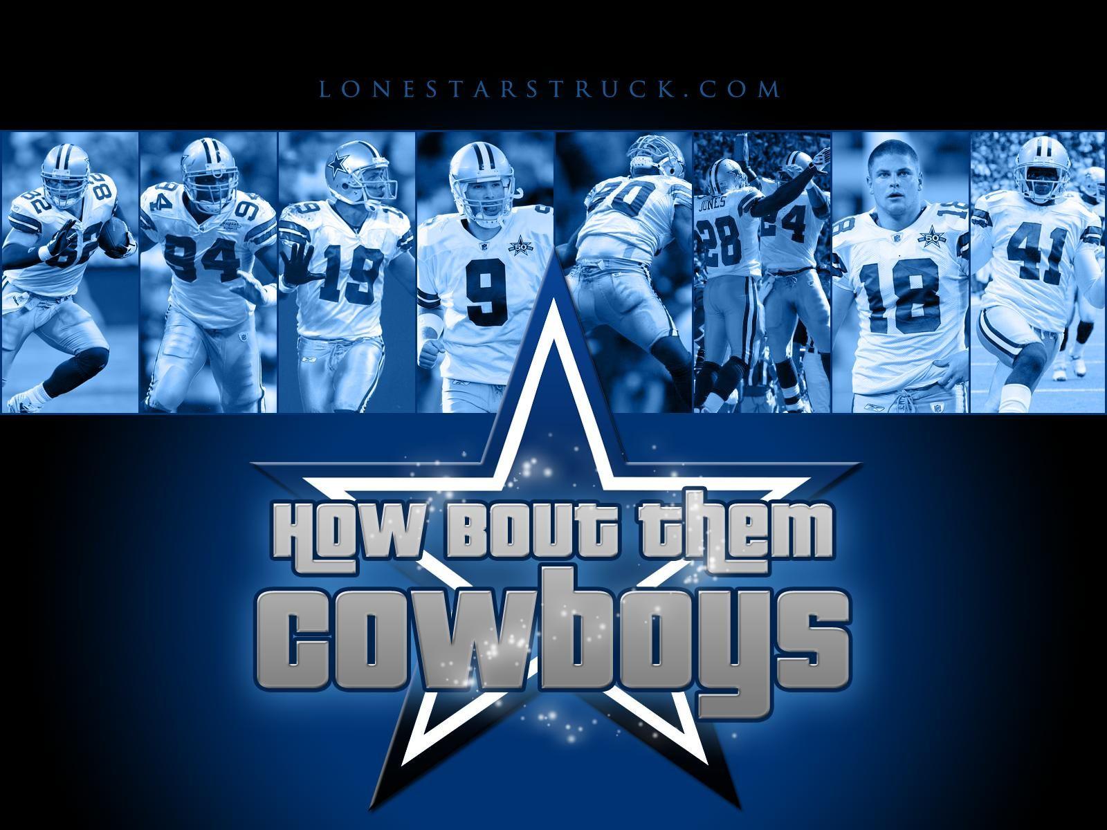 Free Dallas Cowboys Desktop Wallpaper Large Resolution